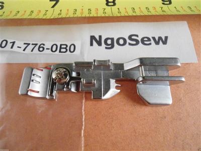 Serger Presser Foot A1501 776 0b0 Bernette 004 1100da
